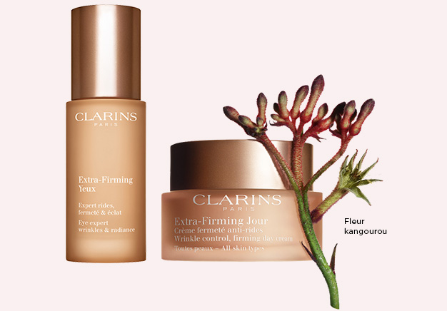 Clarinsfr Vous Presente Les Soins Extra Firming Extrafirming
