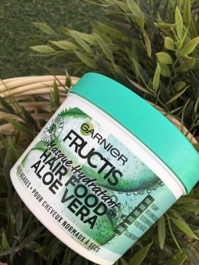 HAIR FOOD ALOE par Corinne