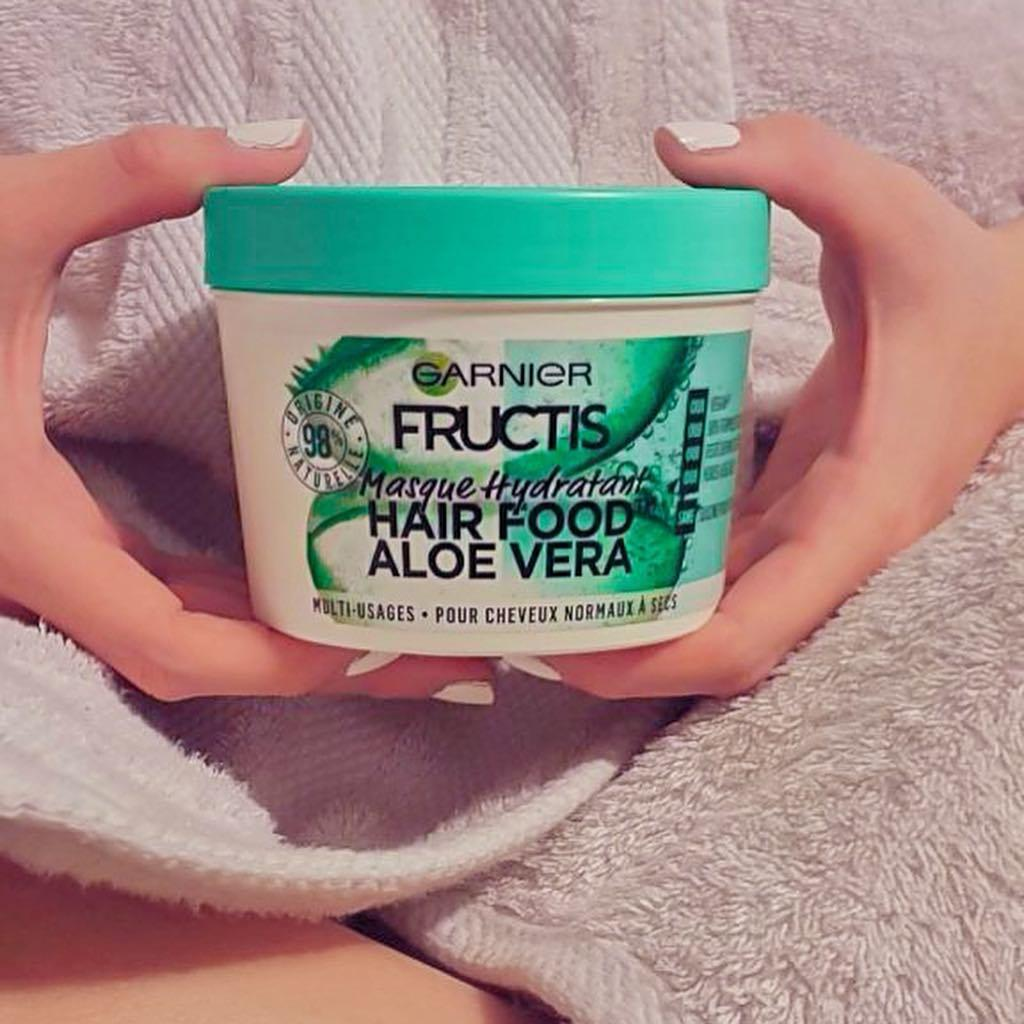 HAIR FOOD ALOE par Anouk