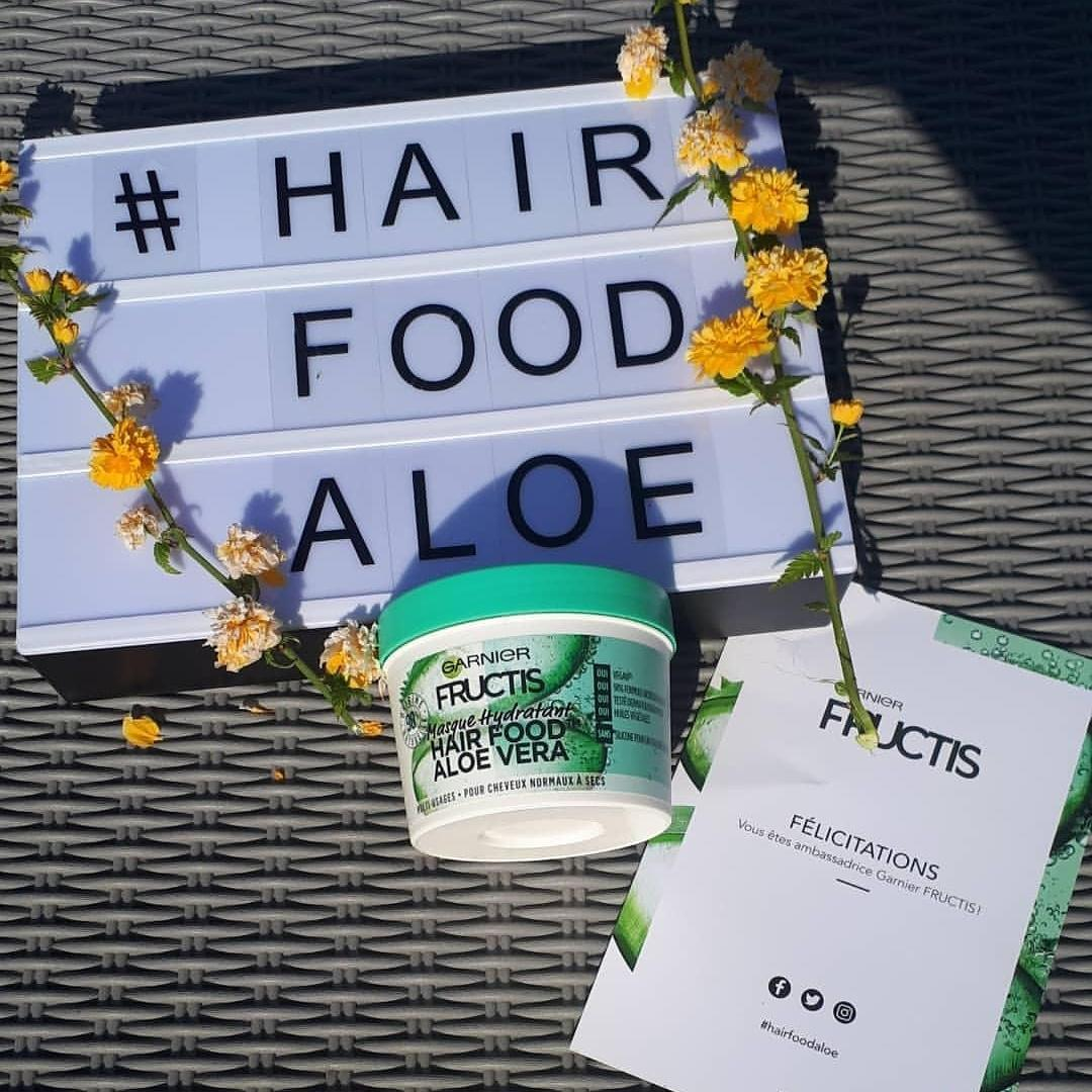 HAIR FOOD ALOE par Karine