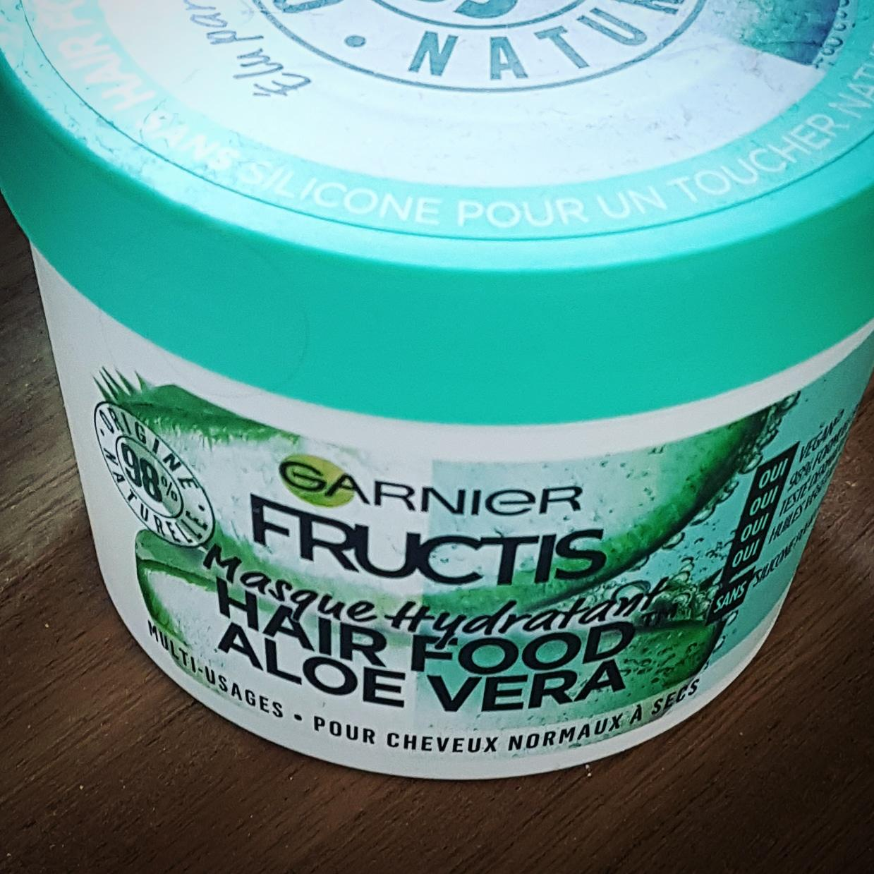 HAIR FOOD ALOE par Laura