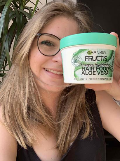 HAIR FOOD ALOE par Emma