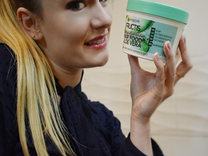HAIR FOOD ALOE par Marion