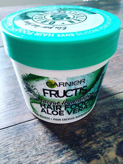 HAIR FOOD ALOE par Morgane