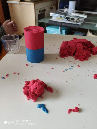 Kit Kinetic Sand par Mikael