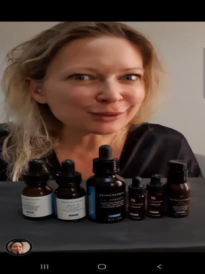 The Antioxidant Serum: C E Ferulic par Britta