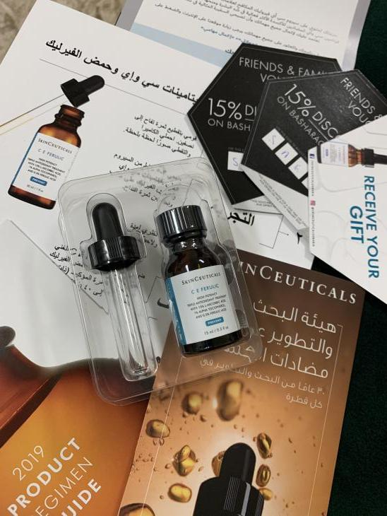 The Antioxidant Serum: C E Ferulic par Sana