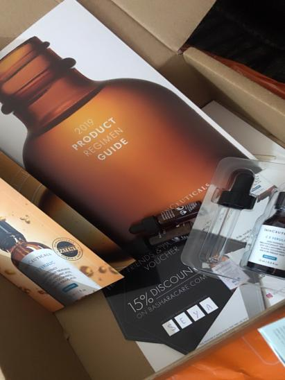 The Antioxidant Serum: C E Ferulic par Israa