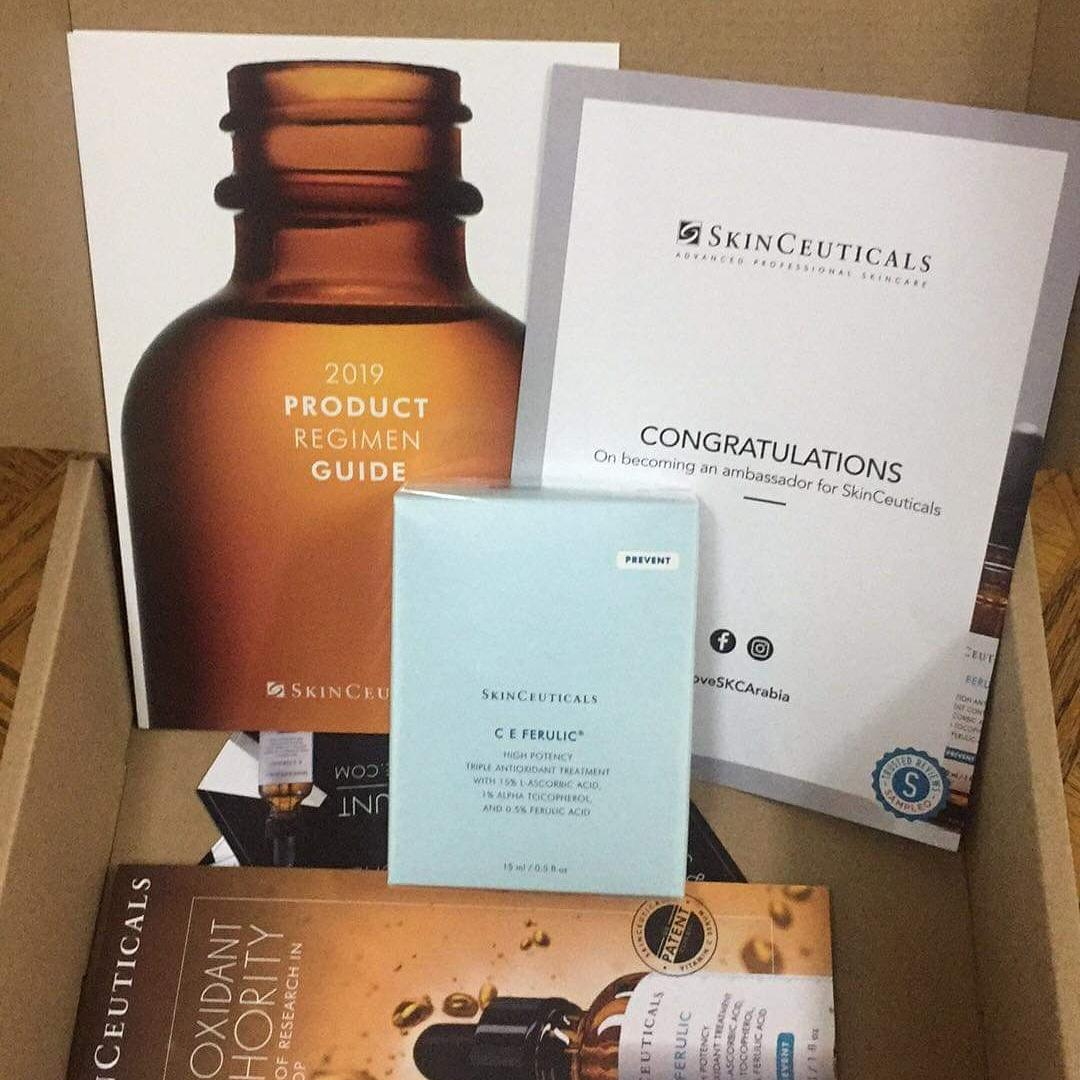 The Antioxidant Serum: C E Ferulic par Hanan