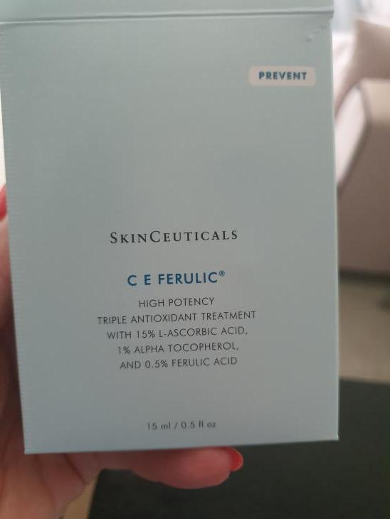 The Antioxidant Serum: C E Ferulic par Anastasia