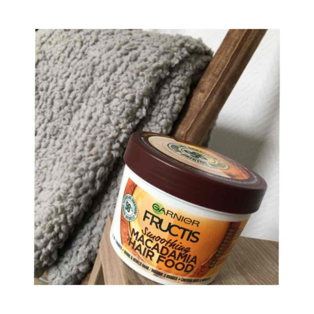 Masque Fructis HAIRFOOD par Bérengère