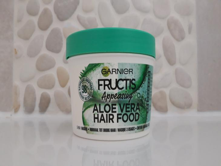 Masque Fructis HAIRFOOD par Anouk