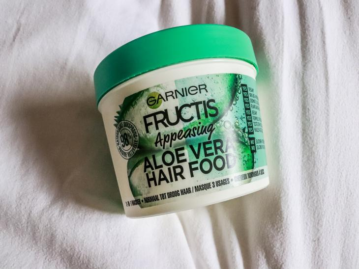 Masque Fructis HAIRFOOD par Noémie