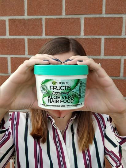 Masque Fructis HAIRFOOD par Lara
