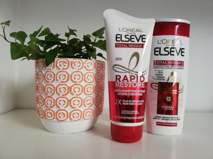 Shampoo en Conditioner par Marine